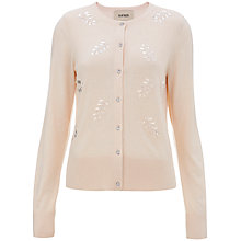 Buy Havren Beaded Front Cardigan Online at johnlewis.com