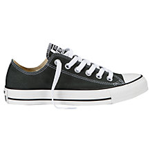 Buy Converse Chuck Taylor All Star Trainers, Green Online at johnlewis.com