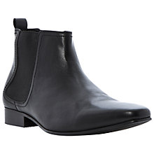 Buy Dune Marinella Chelsea Boots, Black Online at johnlewis.com
