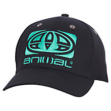 Buy Animal Embroidered Logo Cap Online at johnlewis.com