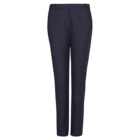 Buy Mango Cotton Suit Trousers Online at johnlewis.com