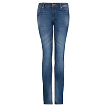 Buy Mango Slim-Fit Dark Wash Jeans Online at johnlewis.com