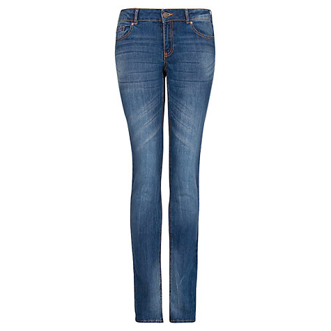 Buy Mango Slim Fit Dark Wash Jeans Online at johnlewis.com