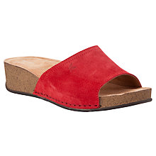 Buy John Lewis Costa Wedge Sandals Online at johnlewis.com