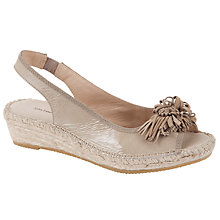 Buy John Lewis Elsie Espadrille Sandals Online at johnlewis.com