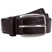 Buy John Lewis Made in Italy Leather Belt Online at johnlewis.com