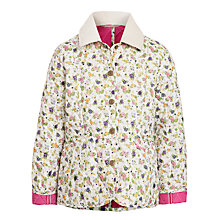 Buy Barbour Mae Summer Liddesdale Quilted Coat, Multi Online at johnlewis.com