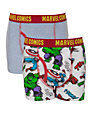 Marvel Comic Boys' Trunks, Pack of 2, Multi