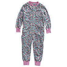 Buy Little Joule Janie Onesie, Ditsy Online at johnlewis.com
