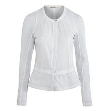 Buy Sandwich Layer Jacket, Pearl Grey Online at johnlewis.com