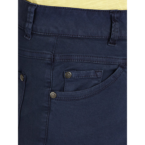 Buy Sandwich Slim High Rise Jeans, Navy Online at johnlewis.com