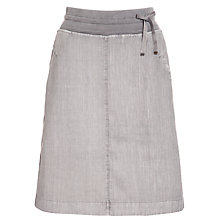 Buy Sandwich Linen Skirt, Stone Grey Online at johnlewis.com