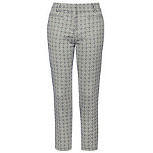 Buy Paul & Joe Sister Philleas Tile Design Trouser, Blue Online at johnlewis.com