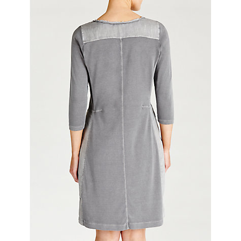 Buy Sandwich Linen Jersey Dress Online at johnlewis.com