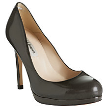 Buy L.K. Bennett Sledge Platform Court Shoes Online at johnlewis.com