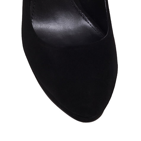 Buy Carvela Atkins Suede Platform Court Shoes Online at johnlewis.com
