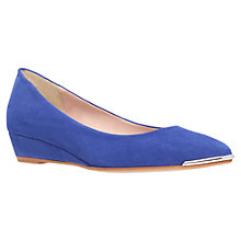 Buy Carvela Amber Wedged Court Shoes Online at johnlewis.com
