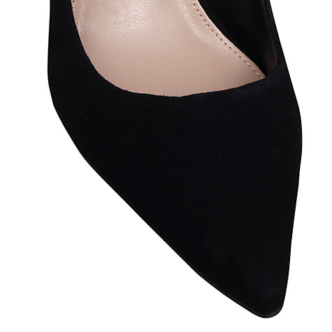 Buy Carvela Abbie Leather Court Shoes Online at johnlewis.com