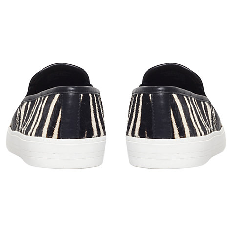 Buy Carvela Lorenzo Leather Trainers Online at johnlewis.com