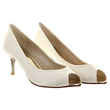 Buy Rainbow Club Saffron Court Shoes, Off White Online at johnlewis.com
