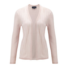 Buy Viyella Sunray Cardigan, Shell Pink Online at johnlewis.com