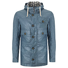 Buy Pret Pour Partir Gildas Coated Linen Jacket Online at johnlewis.com