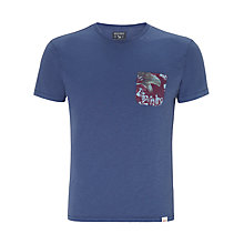 Buy Woolrich John Rich & Bros. Print Pocket T-Shirt Online at johnlewis.com