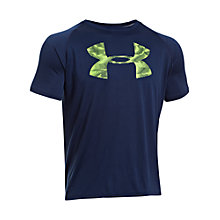 Buy Under Armour Big Logo T-Shirt Online at johnlewis.com