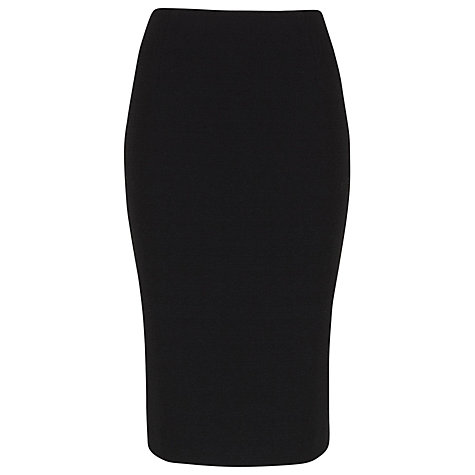 Buy Planet Short Flippy Hem Skirt, Black Online at johnlewis.com