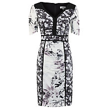Buy Kaliko Print Shift Dress, Multi Online at johnlewis.com
