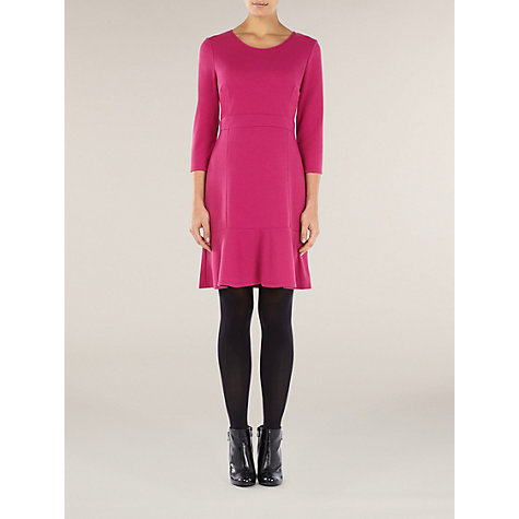 Buy Kaliko Flippy Dress, French Pink Online at johnlewis.com