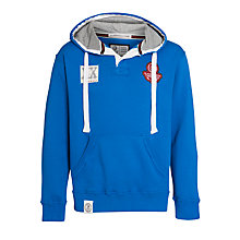 Buy Glasgow 2014 Commonwealth Games Men's Hoodie, Cobalt Blue Online at johnlewis.com