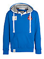 Glasgow Commonwealth Games 2014 Men's Hoodie, Cobalt Blue