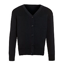 Buy John Lewis School V-Neck Cardigan Online at johnlewis.com
