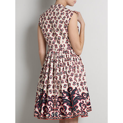 Buy Somerset by Alice Temperley Cavendish Printed Dress, Print Online at johnlewis.com