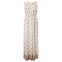Buy Somerset by Alice Temperley Aztec Silk Maxi Dress, Multi Online at johnlewis.com