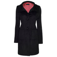 Buy James Lakeland Structured Coat, Grey Online at johnlewis.com