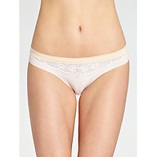 Buy DKNY Signature Lace Briefs Online at johnlewis.com
