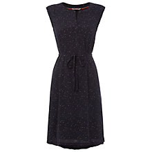Buy White Stuff Lauderdale Dress, Dark Atlantic Blue Online at johnlewis.com