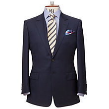 Buy Chester Barrie Savile Row Notch Lapel Suit, Navy Online at johnlewis.com