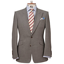Buy Chester Barrie Savile Row Birdseye Suit, Grey Online at johnlewis.com