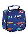 Little Joule JNR Scary Fish Lunch Bag, Multi