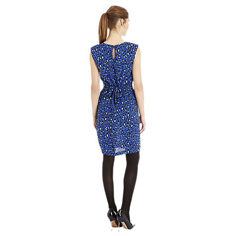 Buy Warehouse Animal Pencil Dress, Multi Online at johnlewis.com