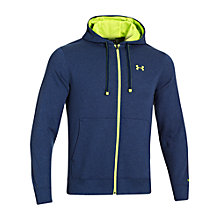 Buy Under Armour Storm Training Hoodie, Navy Online at johnlewis.com