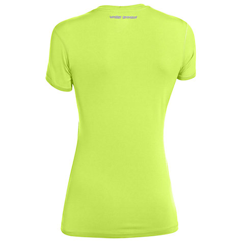 Buy Under Armour Women's Sonic Short Sleeve T-Shirt Online at johnlewis.com