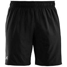 "Buy Under Armour Mirage 8"" Shorts, Grey Online at johnlewis.com"
