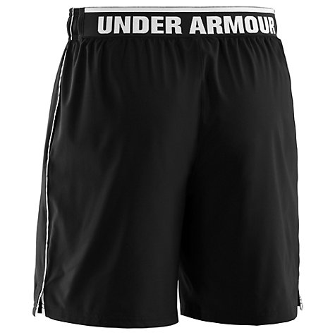 "Buy Under Armour Mirage 8"" Shorts, Black Online at johnlewis.com"