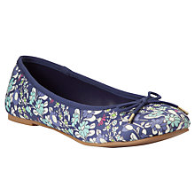 Buy John Lewis Daisychain Print Pumps Online at johnlewis.com