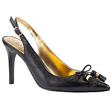 Buy Lauren by Ralph Lauren Adalie Court Shoes Online at johnlewis.com