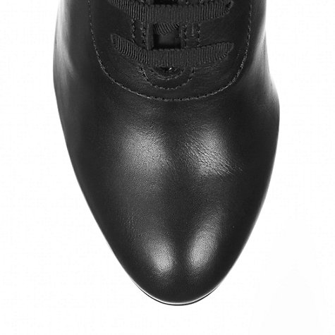 Buy NW3 by Hobbs Camille Shoe Boots, Black Online at johnlewis.com
